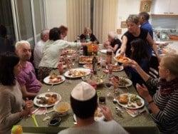 הדברים הכי ישראלים - ארוחת שישי