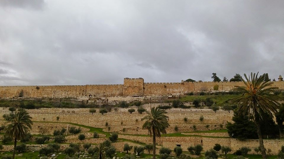 The Walls of the Old City