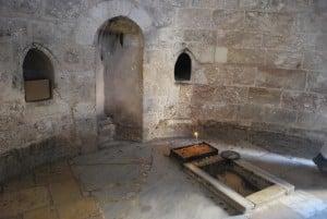 מסגד העליה מבפנים