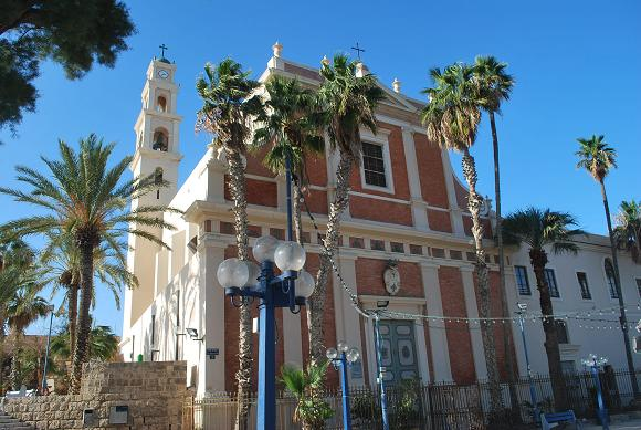 St. Peter's Church - Jaffa