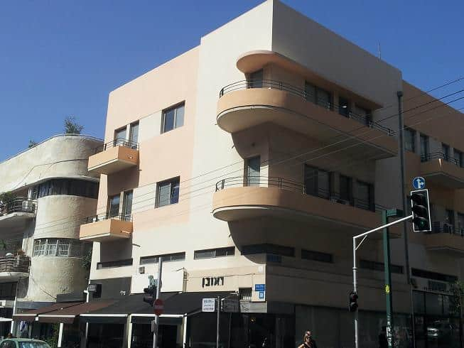 Bauhaus in Tel Aviv (Internationaler Stil