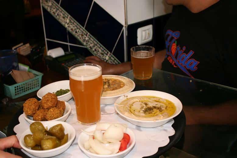 Hummus ben sira Jerusalem