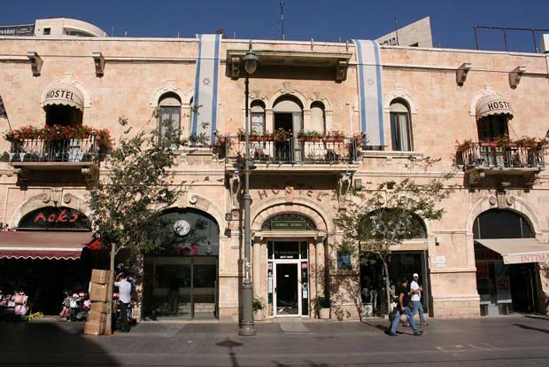 The Jerusalem Hostel best hostels Jerusalem