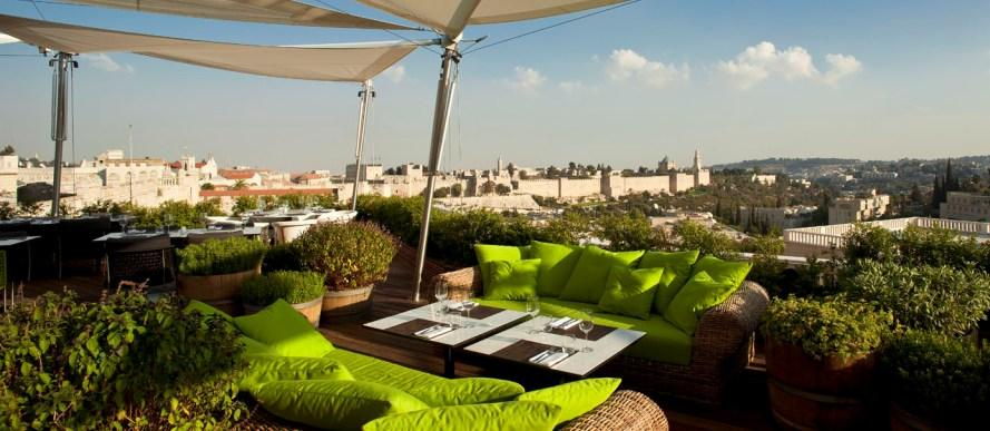 Mamila Hotel Jerusalem