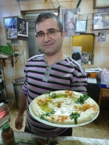 abu shukri Hummus Jerusalem