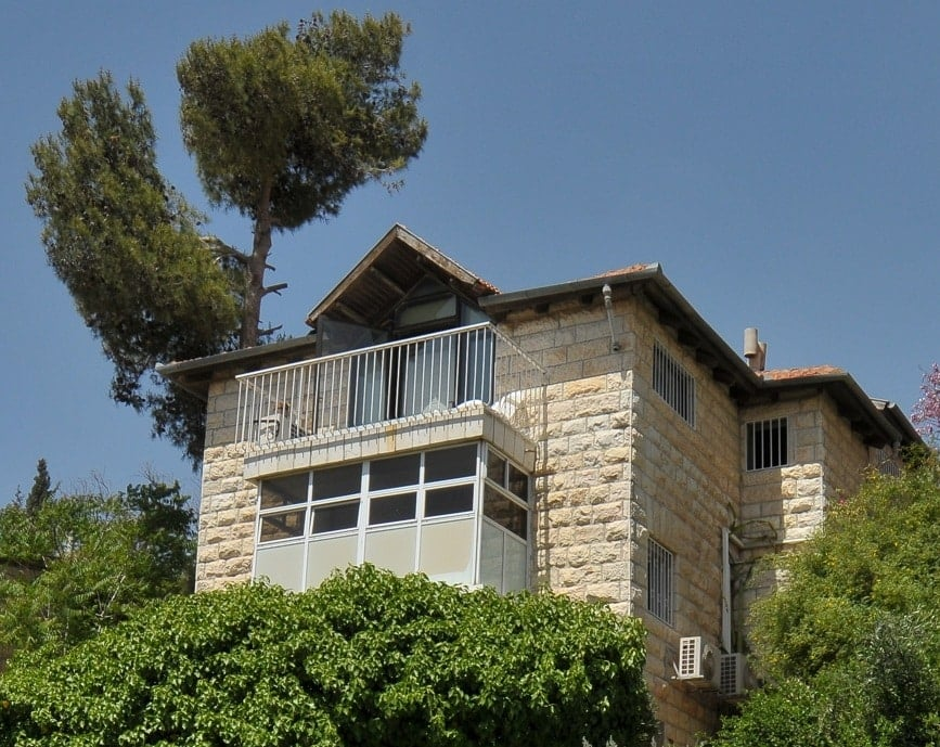 אכסניות מומלצות בירושלים
