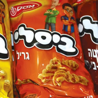 Top 10 Israeli things