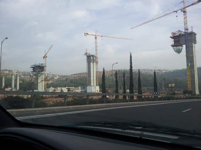 transportation Jerusalem