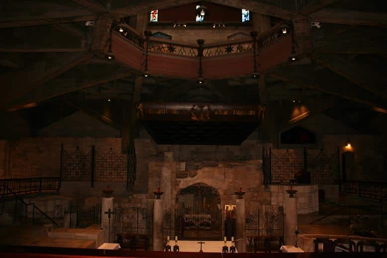 Church of the Annunciation כנסיית הבשורה