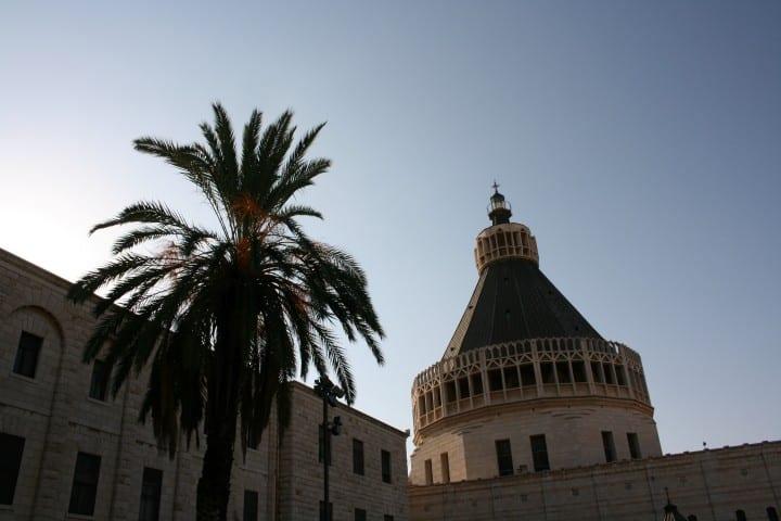 Church of the Annunciation כנסיית הבשורה