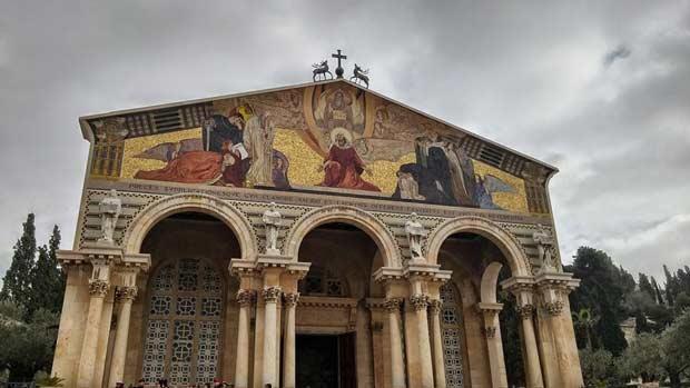 The Church of Gethsemane