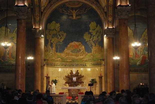 כנסיית גת שמנים
