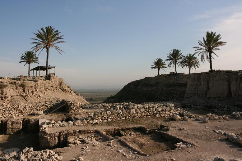 Megiddo Schumacher חפיר של שומאכר מגידו