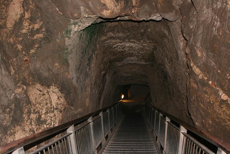 Megiddo water מפעל המים במגידו