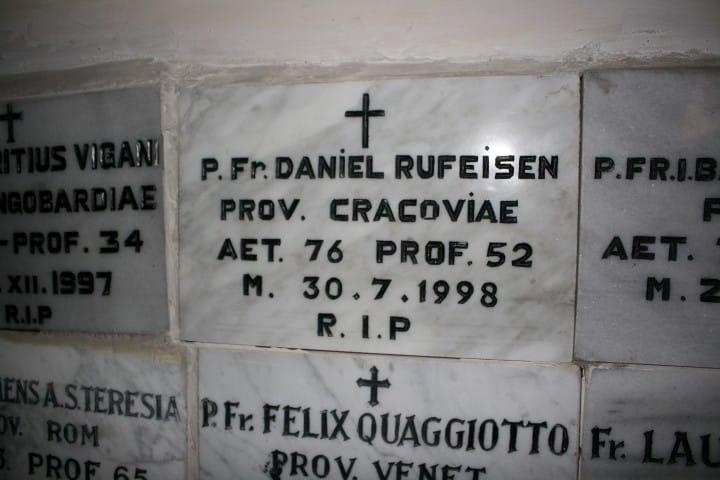 Daniel Rufeisen האח דניאל