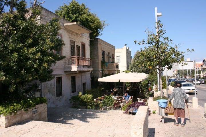German colony Haifa המושבה הגרמנית חיפה
