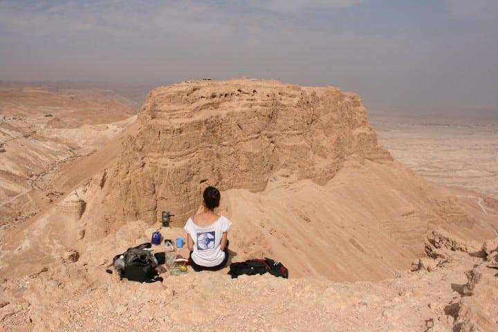 Reiseplan Israel Masada