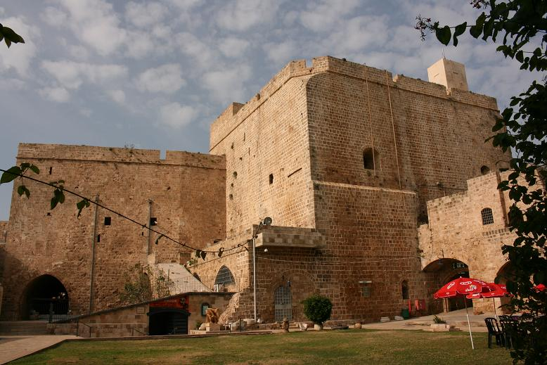 The Hospitaller Fortress Akko Acre המצודה ההוספיטלרית עכו