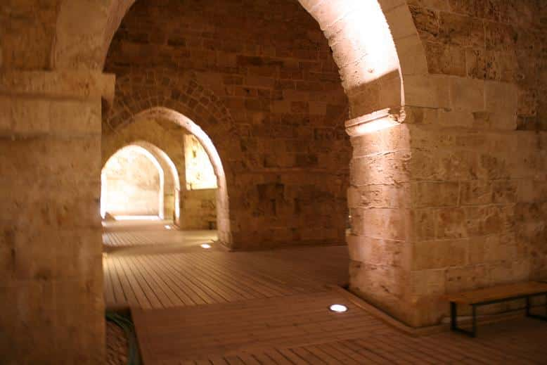 storage rooms Akko Acre המחסנים עכו