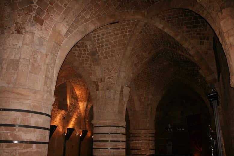 The refectory Akko Acre