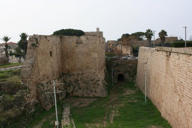 The Walls of Acre