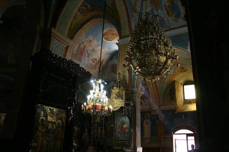 כנסיית גבריאל (או כנסיית הבשורה האורתודוכסית או כנסיית המעיין