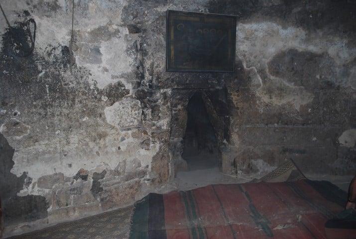 הקפלה הסורית כנסיית הקבר