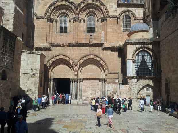 כנסיית הקבר ירושלים
