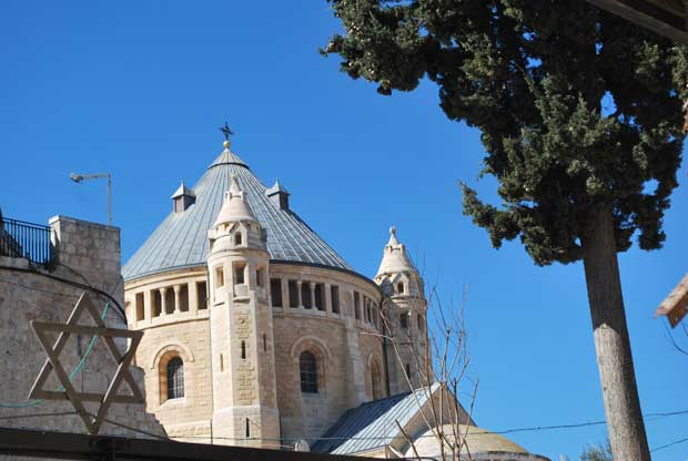 Mount-Zion Jerusalem