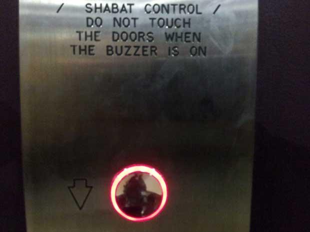 Shabat-elivator