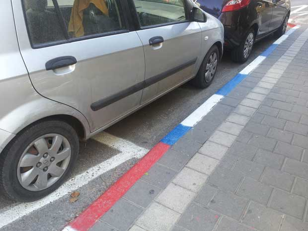 parking-in-Israel