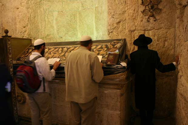 The-Tomb-of-king-David