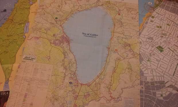 maps-of-Israel