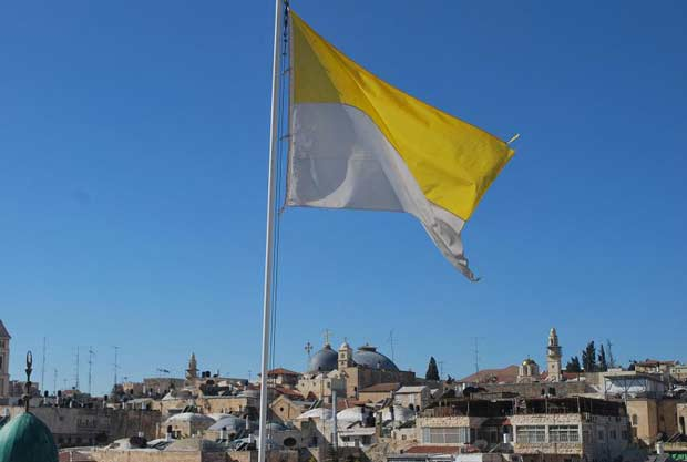 The Papal Flag