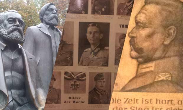 הגרמנים והסכסוך הישראלי ערבי
