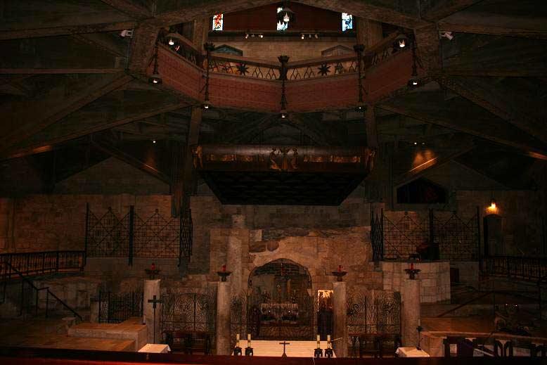 a Igreja da Anunciação