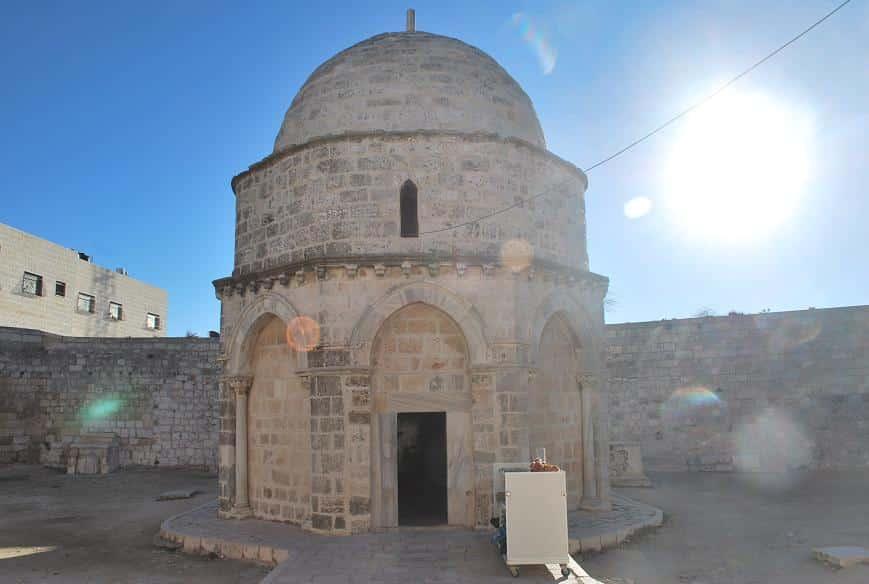 Capela da Ascensão