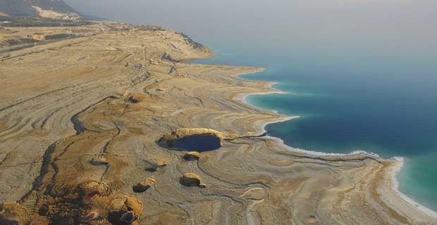 The Dead Sea is neither dead nor a sea