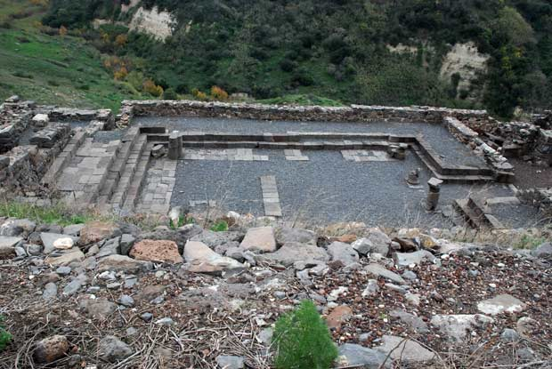 בית הכנסת גמלא