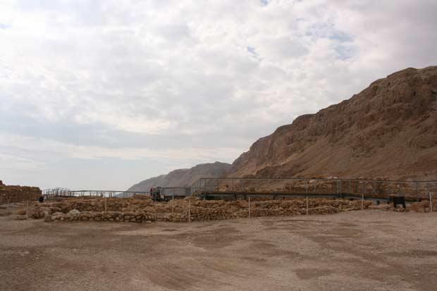 Itinerary Judaean Desert Qumran