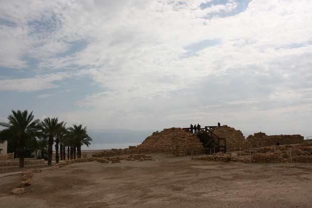 Qumran-tower