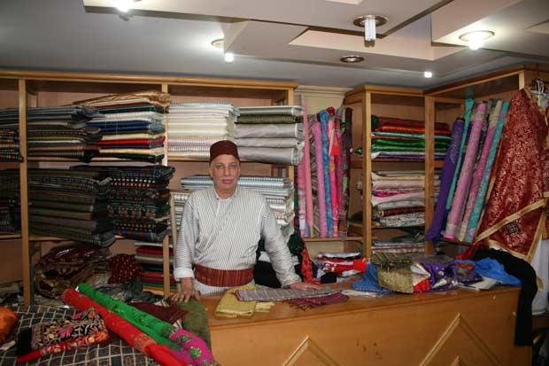 Bilal – Oriental Fabric Jerusalem
