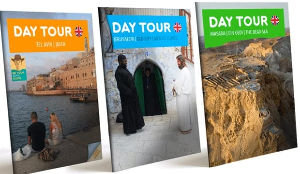 Travel Guide Booklets