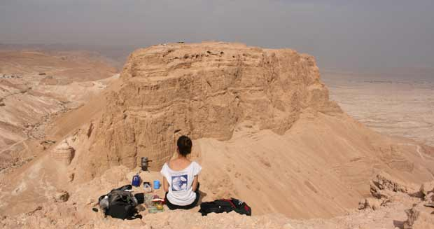 Israels touristische Top Ten - Masada