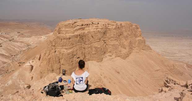 Israels touristische Top Ten - Masada