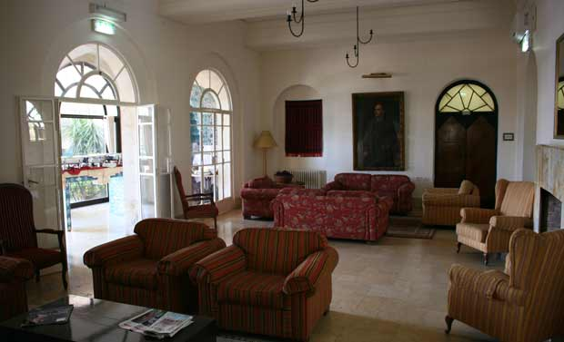Hotel in Israel