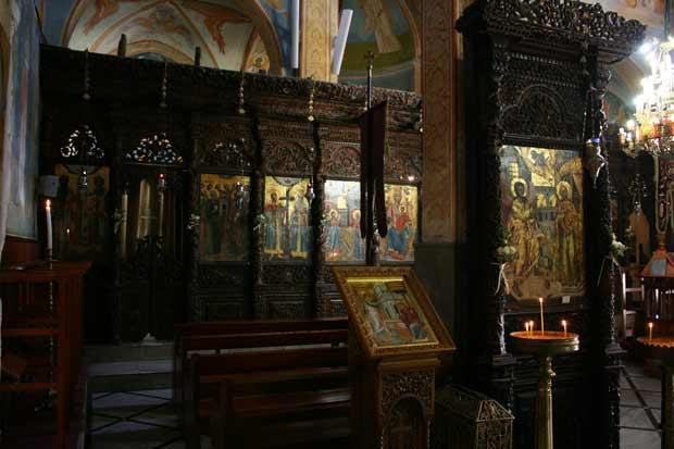 ההיסטוריה של הנצרות - אוקונוסטזיס