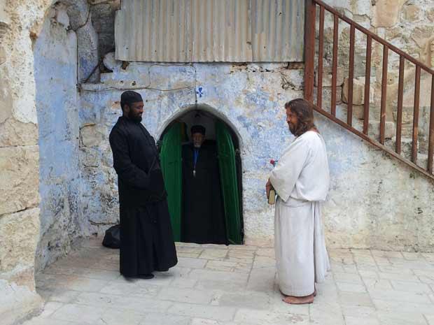 ההיסטוריה של הנצרות - נזירים אתיופים