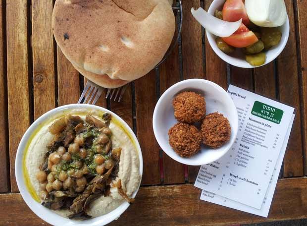 Reisekosten in Israel