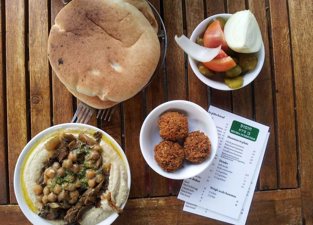 budget tip - street food